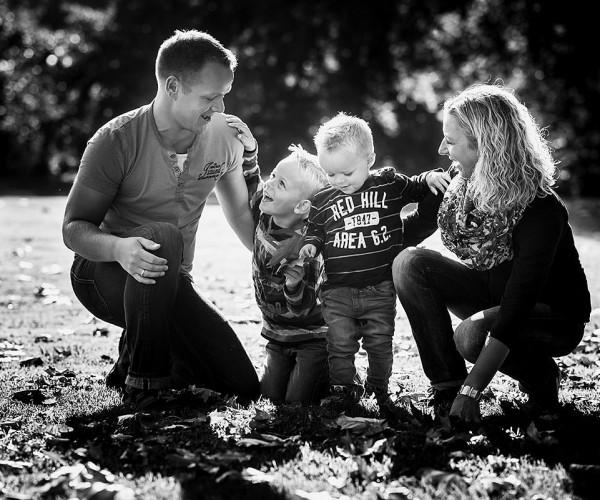 Familienfotos Luisenpark